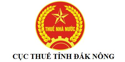 Cục thuế tỉnh Đắk Nông