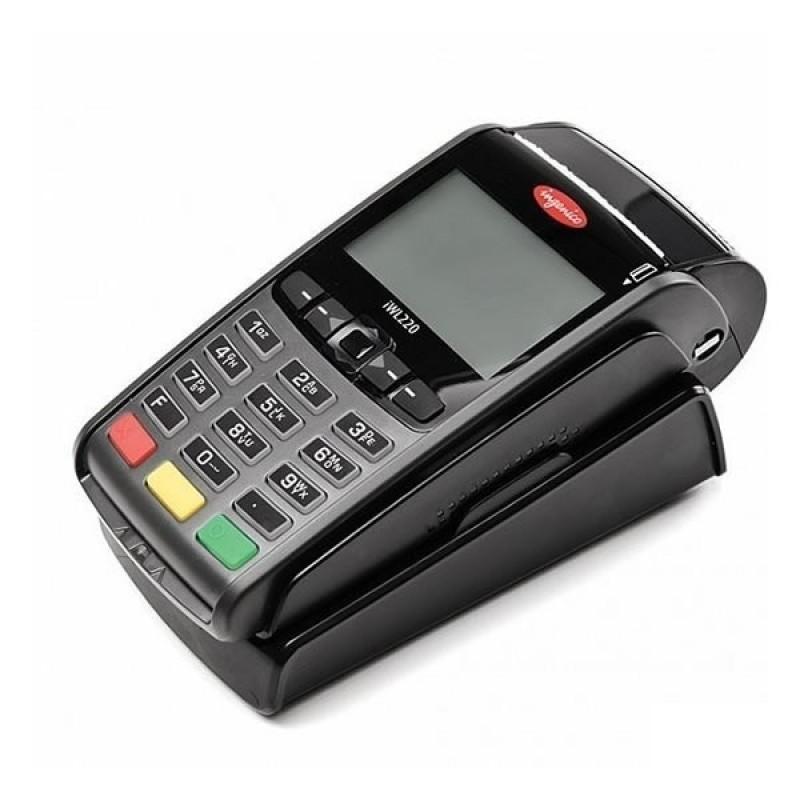 Máy POS IWL220 (Phương thức kết nối GPRS, hỗ trợ bổ sung Dial Up, TCP/IP;  Dạng máy đơn, in nhiệt)