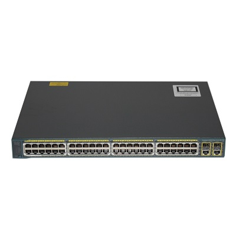 Switch Cisco WS-C2960+48PST-S