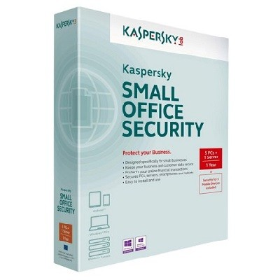 Phần mềm Kaspersky Ksos (1 SERVER+5PC)