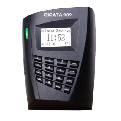 Time recorder - Access Control - GIGATA 909