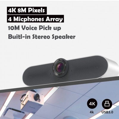 MC8000 All In One USB HD Conference Camera