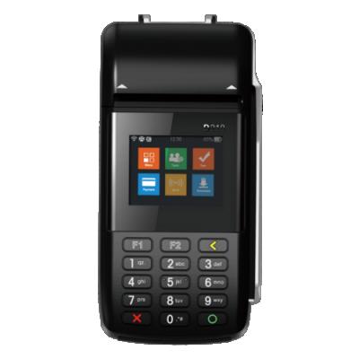 Máy POS D210 (Phương thức kết nối: tùy chọn 3G; TCP/IP;Wifi;Dial Up;  Dạng máy: đơn, in nhiệt)