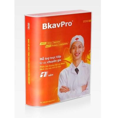 Phần mềm Bkav Pro Internet Security(1pc)