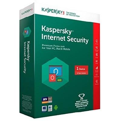Phần mềm Kaspersky Internet Security 2017 (1PC)