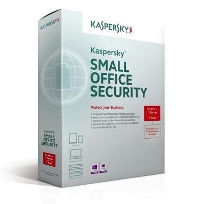 Phần mềm Kaspersky Ksos (1 Server+10PC)