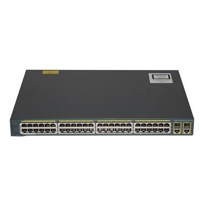 Switch Cisco WS-C2960+48PST-S